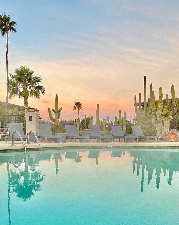 Resort luxury